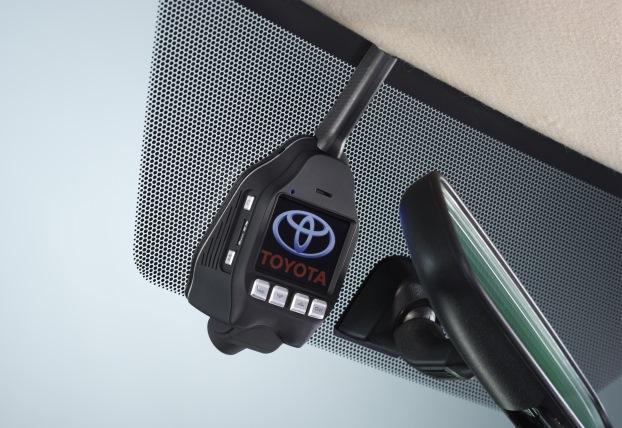 กล้องวีดีโอติดรถยนต์