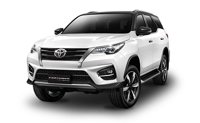 2.8 TRD Sportivo 4WD AT Black Top
