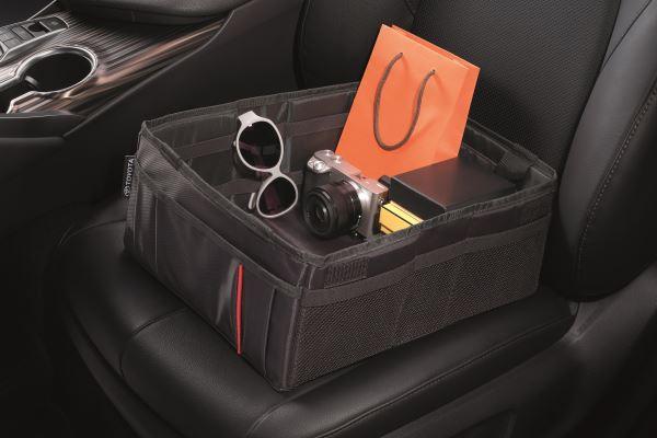 กล่องเก็บของอเนกประสงค์ภายในรถ