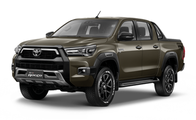 Double Cab 4x4 2.8 Rocco AT