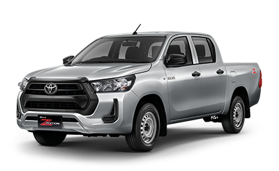 Double Cab Z Edition 4x2 2.4 Mid