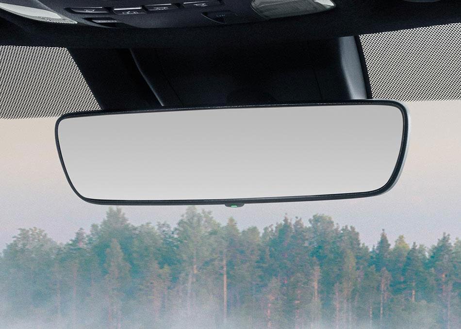 กระจกมองหลังแบบปรับลดแสงอัตโนมัติ