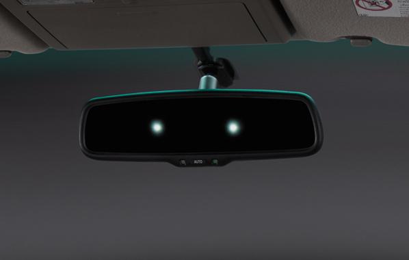 กระจกมองหลังปรับลดแสงสะท้อนอัตโนมัติ