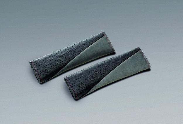 ปลอกหุ้มเข็มขัดนิรภัย (สีดำ) / Seat Belt Pad (Black)