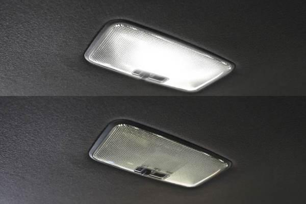 หลอดไฟห้องโดยสารแบบ LED / LED Dome Lamp