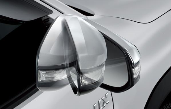 ชุดควบคุมระบบพับกระจกอัตโนมัติ / Auto Folding Mirror