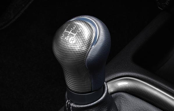 หัวเกียร์ลายสปอร์ต เกียร์ธรรมดา 5 สปีด Sporty Shift Knob (5MT)