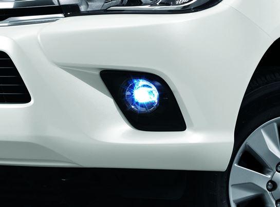 ชุดไฟตัดหมอกหน้าแบบ LED / LED Fog Lamp Set