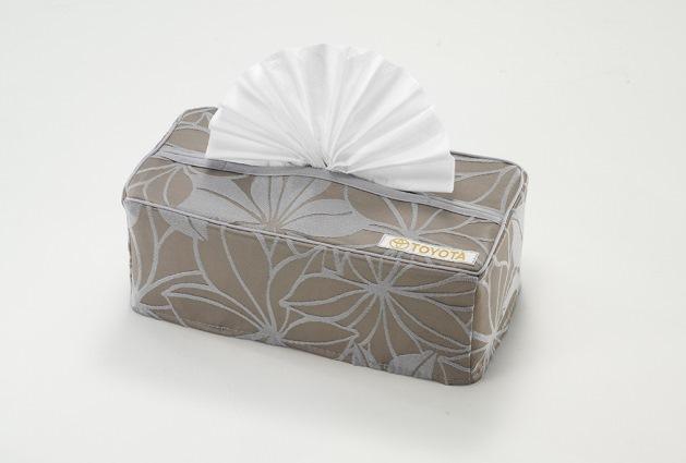 ผ้าคลุมกล่องกระดาษทิชชู (แบบพิเศษ) / Tissue Case Cover (Luxury)