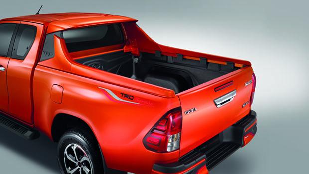 สปอร์ตบาร์ TRD / TRD Sport Bar C-cab