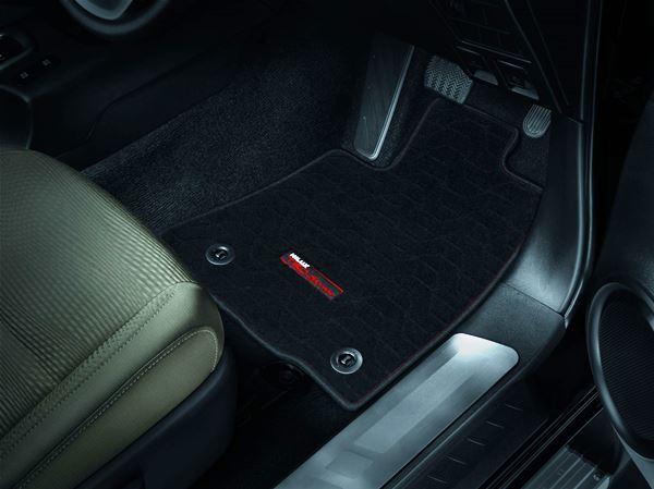 พรมปูพื้นรถยนต์ (TRD) เกียร์ธรรมดา / TRD Floor Mat (MT)
