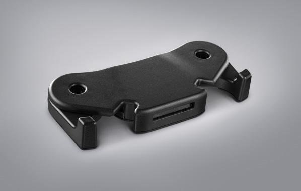 ที่แขวนของอเนกประสงค์ (สีดำ) / Combo Hook Dock (Black)