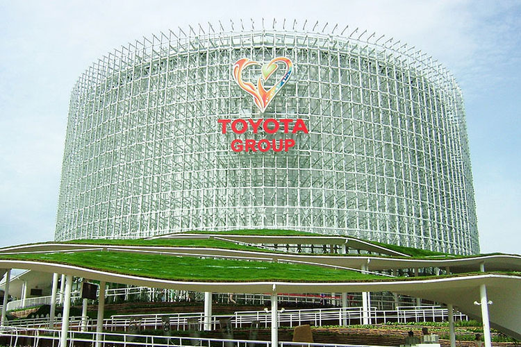 Toyota Company strategy