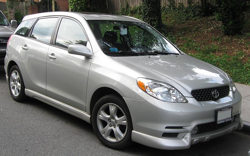 Toyota Matrix First generation