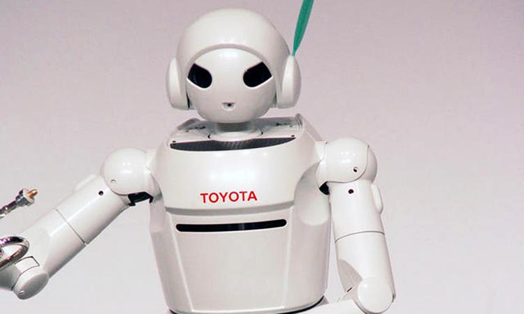 Toyota Non-automotive activities