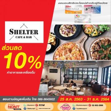 Shelter-Cafe Bar